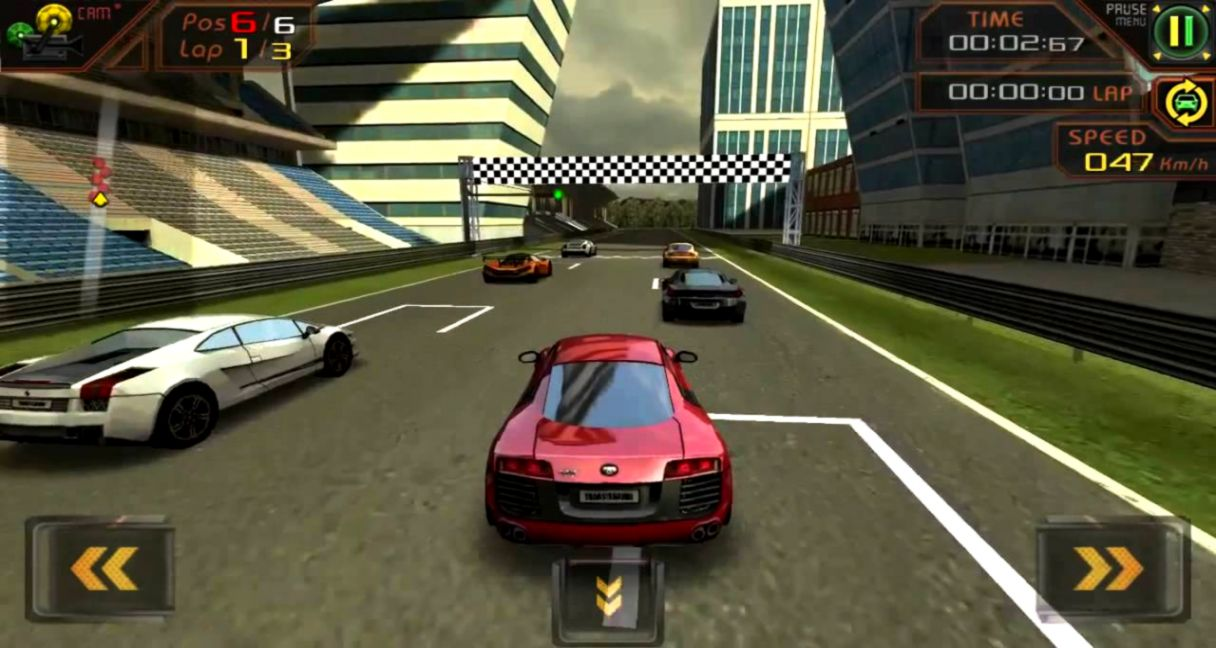 3d Car Games Wallpapers Style