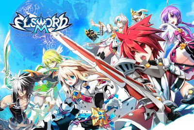 Elsword M Shadow of Luna Apk v1.0.0 Download Terbaru For Android Latest Version