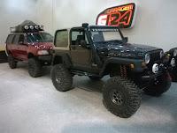 jeep wrangler rubicon revell 1/25 snaptite