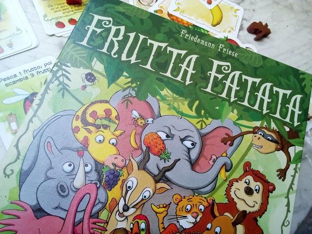 """""""Frutta fatata"""", il legacy più succoso"""