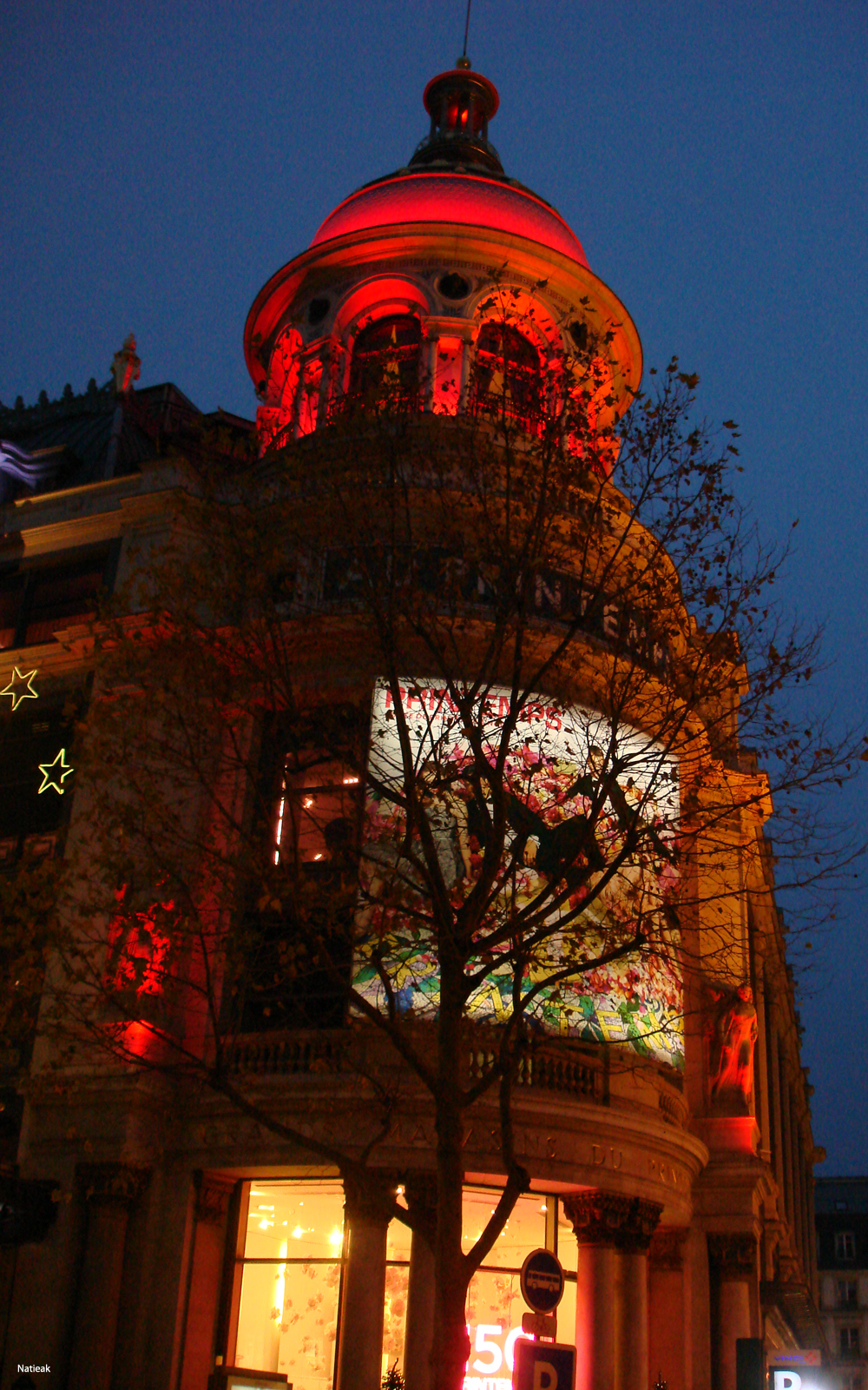 Illuminations de Noël du Printemps 2015