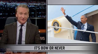 Bill Maher Wants President Obama To Go On A Real-Life Apology Tour