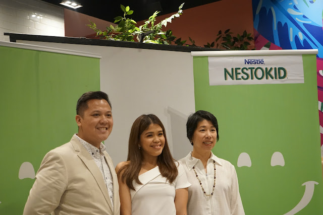 Grow Happy With Nestokid Four