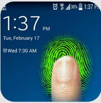 """تحميل تطبيق قفل الشاشة بالبصمة للاندرويد """"FingerPrint Lock """""""