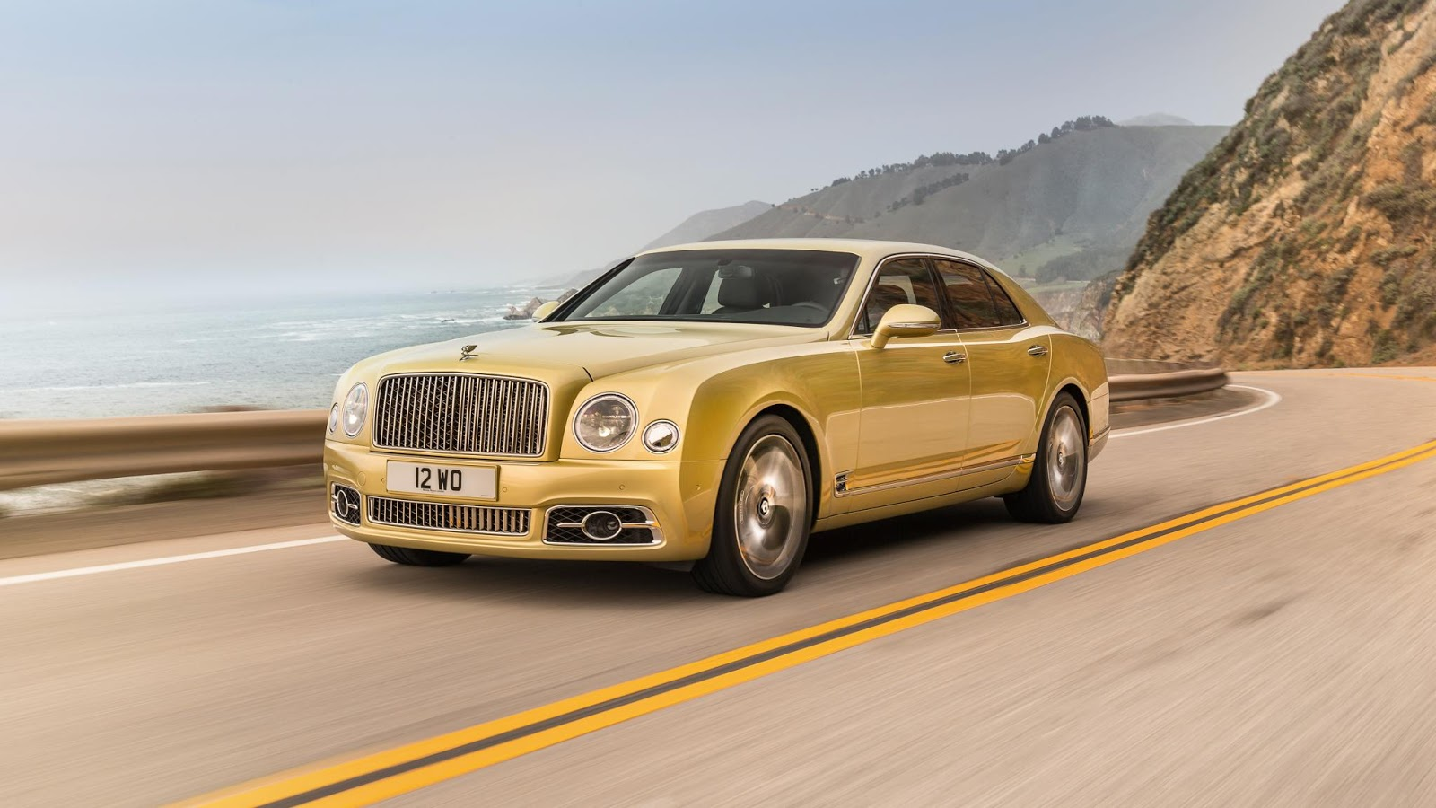 Bentley Mulsanne 2017 thực sự quá sang trọng và vừa tầm giá