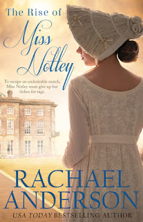 Heidi Reads... The Rise of Miss Notley by Rachael Anderson