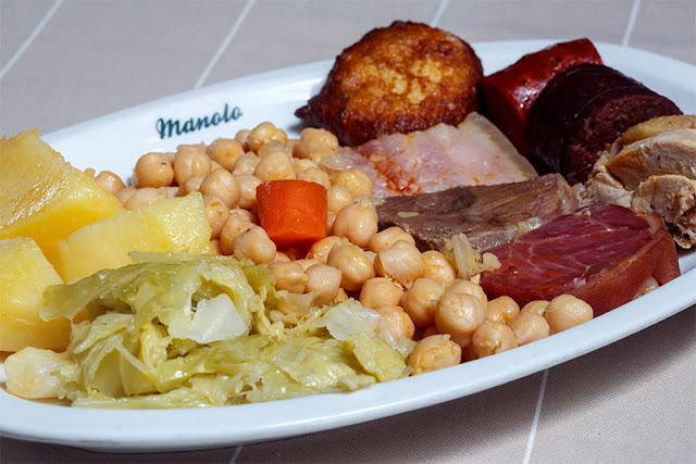 Cocido madrileño en Casa Manolo, Tusolovive Madrid