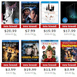 Websites for Lastest/Cheapest DVD/Blu-ray Movies
