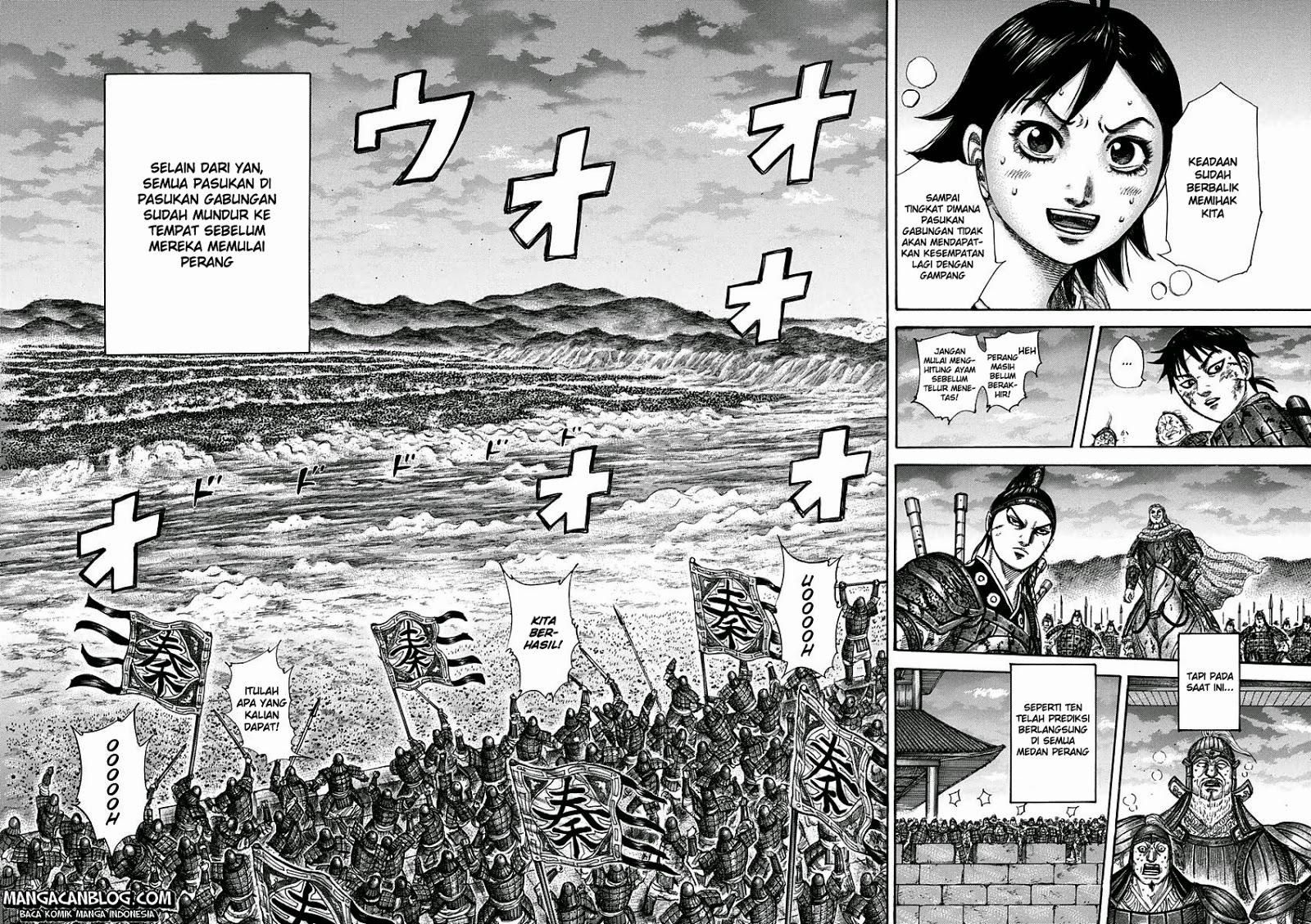 Kingdom Chapter 318