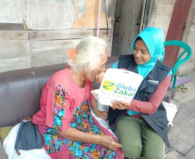 Nutrisi untuk Lansia Prasejahtera di Panjang
