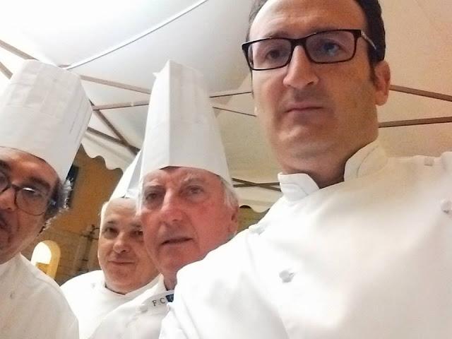 Rocco Pozzulo, Personaggio dell'anno dell'enogastronomia e dell'accoglienza di Italia a tavola, per una comunicazione efficace dell'enogastronomia,