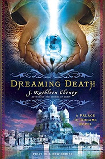 Dreaming Death blog tour book review