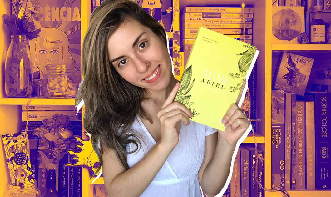 Ariel: edição restaurada traz o livro de poemas Sylvia Plath exatamente do jeito que ela havia organizado antes de se suicidar | Resenha