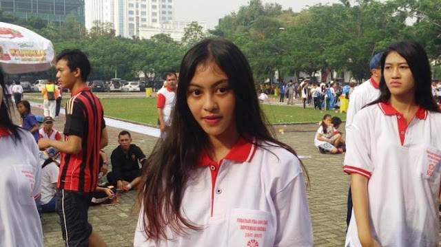 Masih Ingat Sonya Depari, Siswi yang Mengancam Polwan di Medan? Lihat Aksinya Jadi Duta Anti-Narkoba