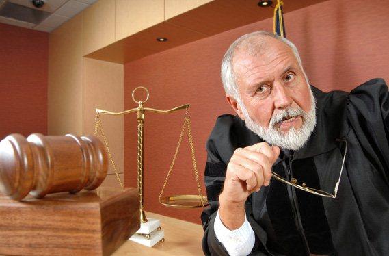 صفحات من يوميات قاضي منحرف