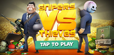 Snipers vs Thieves Mod (Unlimited Cash + Bullets) Apk Download