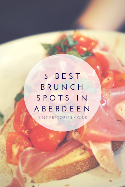 5 Best brunch spots in Aberdeen pin