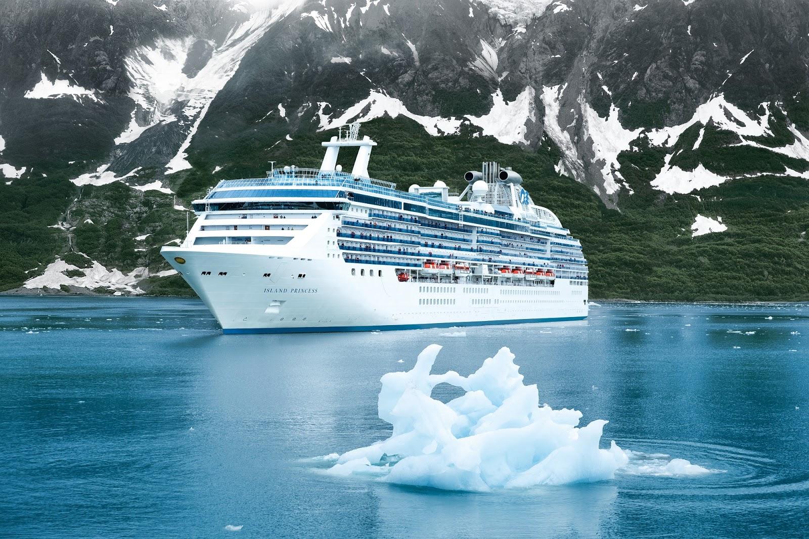 Cruise Diva: Princess Cruises Announces Fourth Ship To