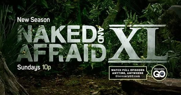 Naked And Afraid Girls Nude