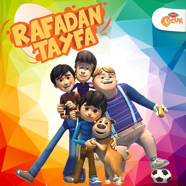 Image result for rafadan tayfa poster