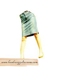 Denim Skirt Style