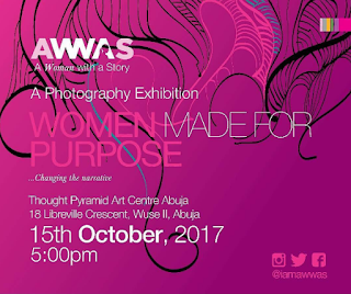 AWWAS (@iamawwas) Photo Exhibition, Changing The Narrative of Young Victimized Women Through Photography
