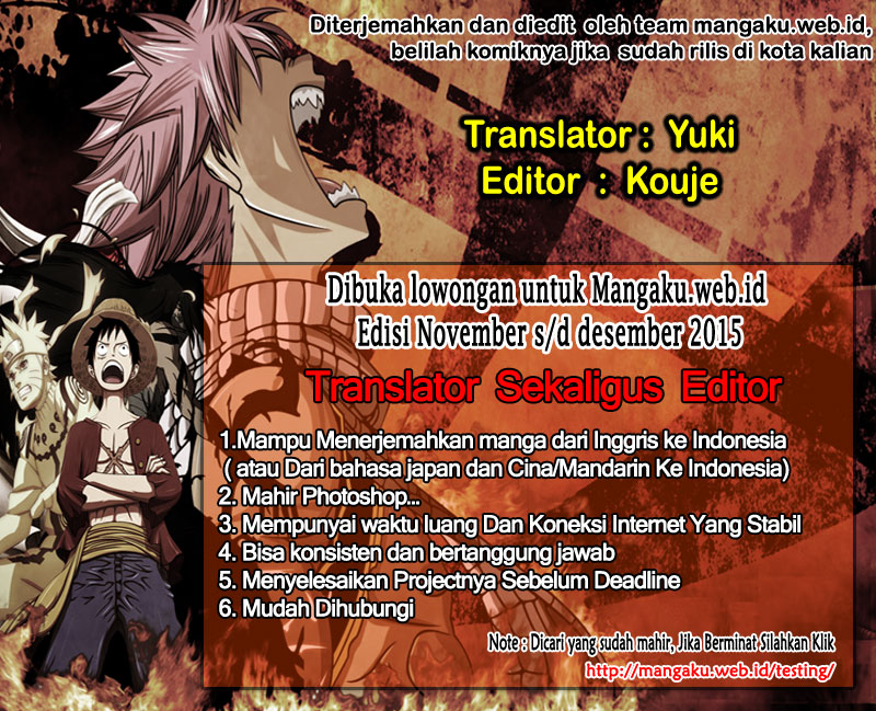 Black Clover Chapter 41 Kilatan