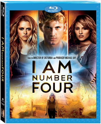 I Am Number Four 2011 BRRip 350MB Dual Audio 480p