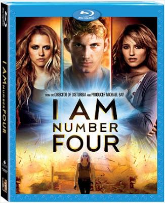 I Am Number Four 2011 BRRip 950Mb Dual Audio 720p Watch Online Full Movie Download Worldfree4u 9xmovies