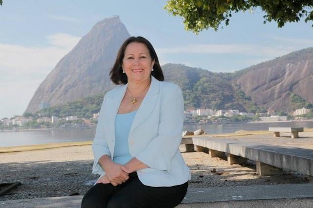Teresa Bergher tenta  barrar aiatolá extremista no Brasil