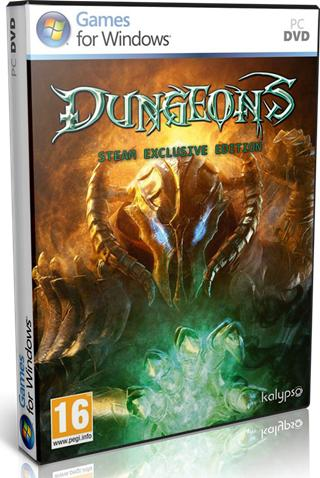 Dungeons Steam Special Edition PC Full