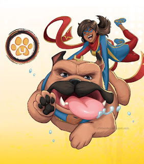 Marvel Rising Secret Warriors Animated Film Lockjaw