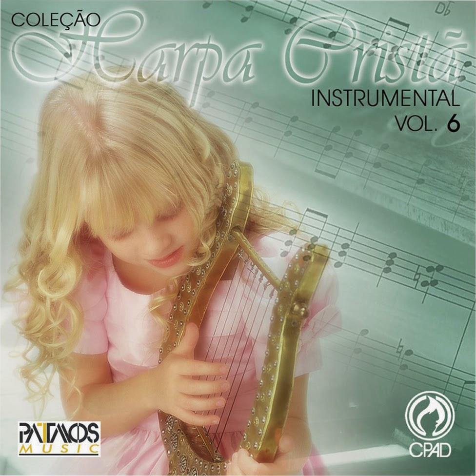 Patmos Music-Coleção Harpa Cristã Instrumental-Vol 6-