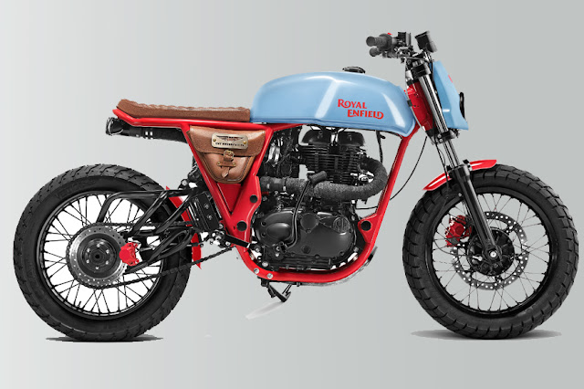 Royal Enfield Collaborates with Custom-builders, Reveals Four Custom-built Motorcycles