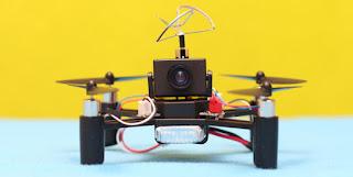 Spesifikasi Drone DM002 DIY FPV Mini Drone - OmahDrones