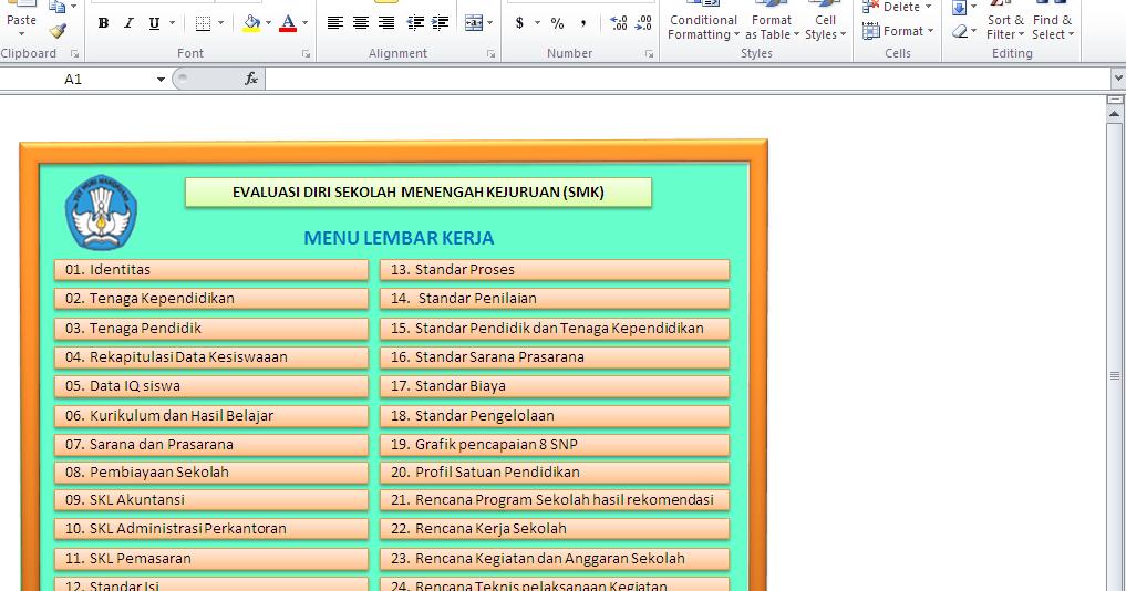 Aplikasi Eds Sd Smp Sma Smk Dan Instrumen Eds 2015 Info