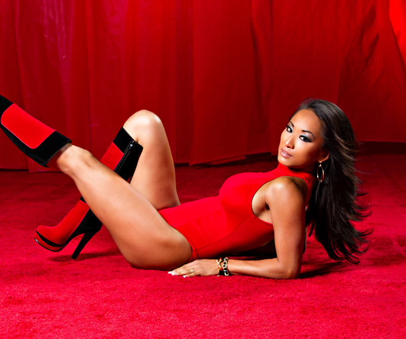 Pro Wrestling Planet Gail Kim Interview
