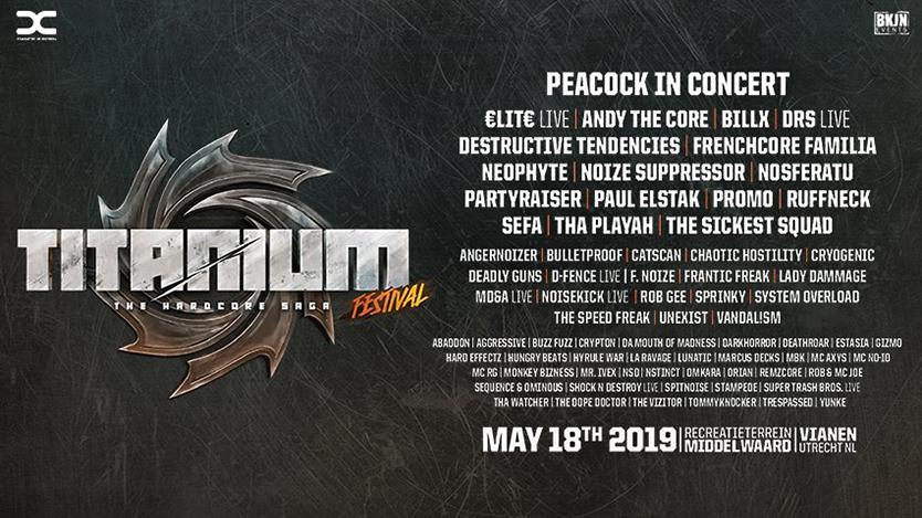 titanium, BKJN events, dr. peacock, sefa, hardcore, frenchcore, uptempo, terror, festival, festivalblogger, festivalinfluencer, festivalvlogger, LaVieFleurit.com