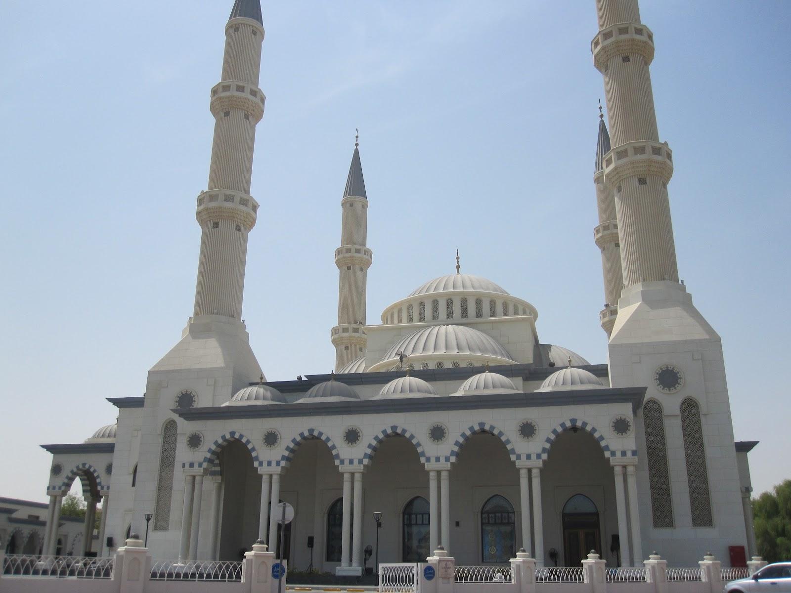 Little Muslim Kids Masjid Gallery