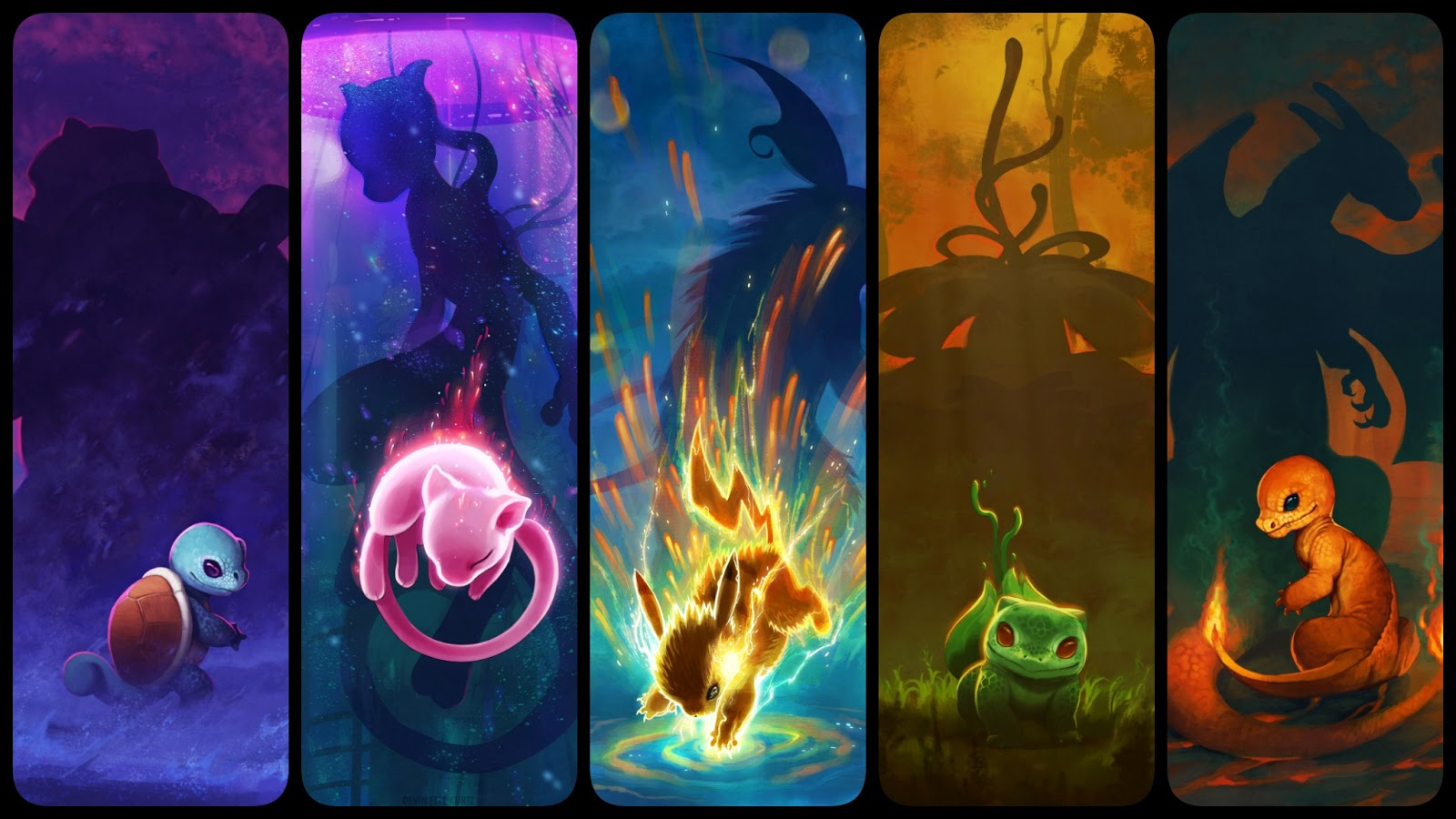 Thumbnail Pokémon phone wallpaper collection animes