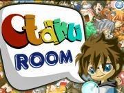 لعبة البحث في الغرفة عن شخصيات الانمي والكرتون