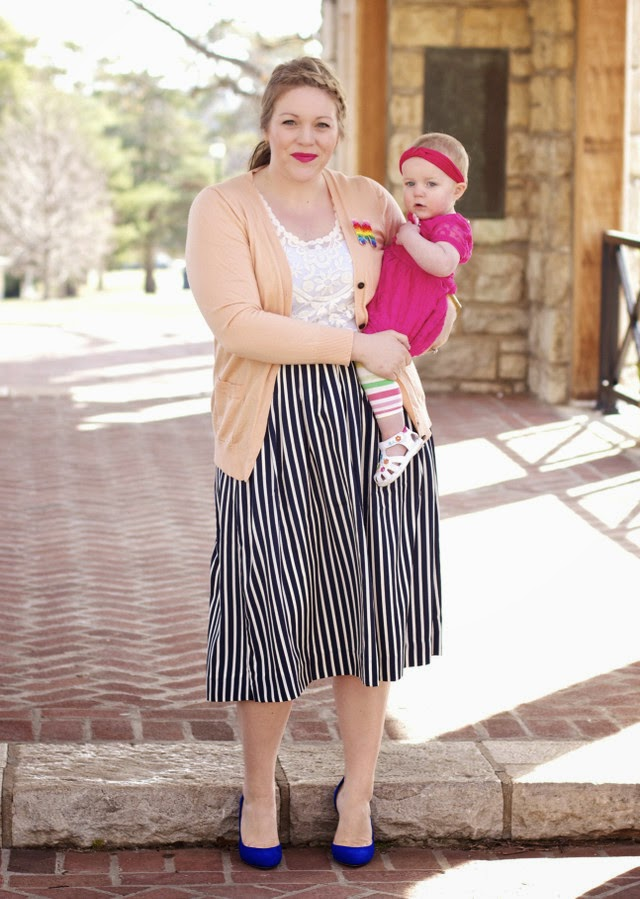 Mama Daughter Style Series Easter Outfit Ideas