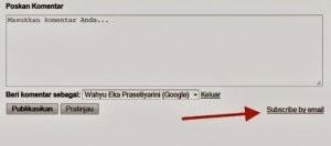 form kotak komentar lama blogger