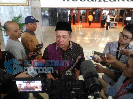 Ini Kata Fahri soal Gempa Lombok bukan Bencana Nasional