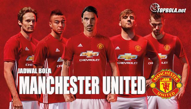 Jadwal Bola Manchester United