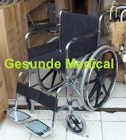 kursi roda standar