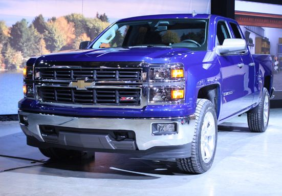 2014 Chevy GMC 1500