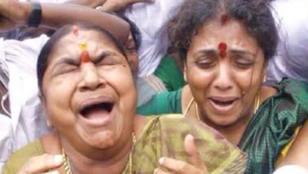 சின்னம்மா போட்ட பிச்சையால் ஜெயலலிதா தப்பினார்..! வளர்மதி அதிரடி பேச்சு..!