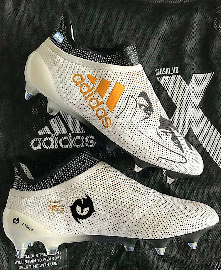 watch 7c8bc 035ab Adidas X 17+ Purespeed Paulo Dybala Concept Boots