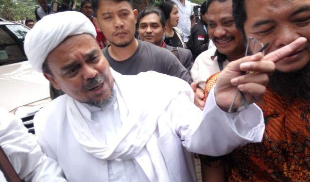Pengacara: Habib Rizieq Mungkin Pulang setelah Lebaran